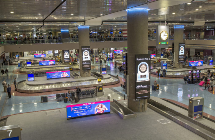 NanoLumens installs 60 digital advertising displays in McCarran Airport T1 - Passenger Terminal Today