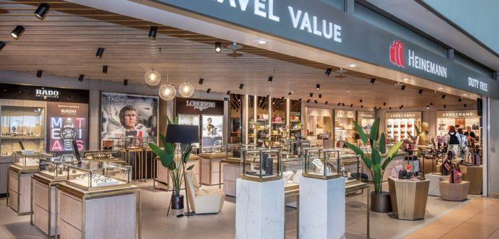 Passenger shopping experience enhanced at Hamburg Airport