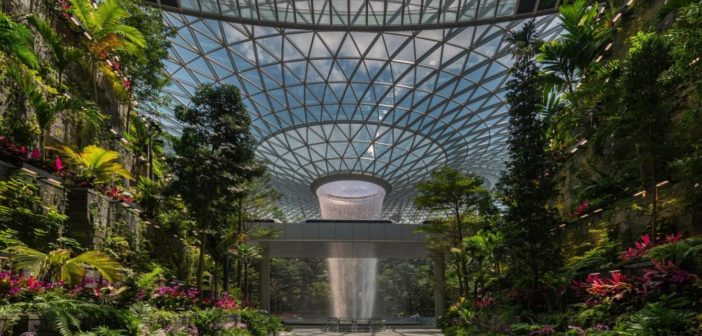 Jewel Changi Airport opens its doors to the world