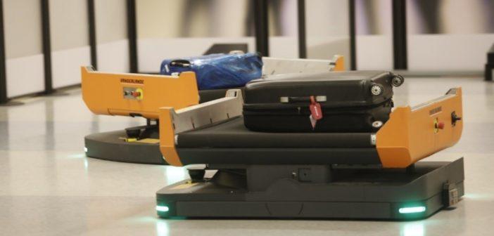 DFW International Airport trials innovative baggage handling technology