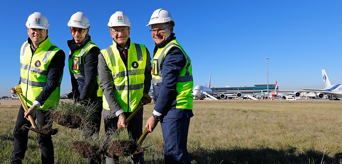 Melbourne Airport breaks ground on record investment project