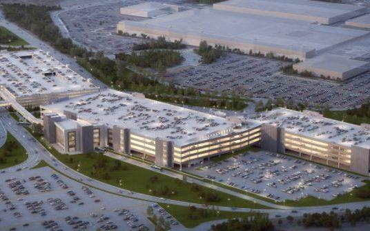 Bradley to build new Ground Transportation Center