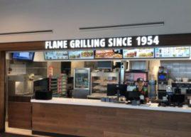 Burger King makes Brussels-Charleroi debut