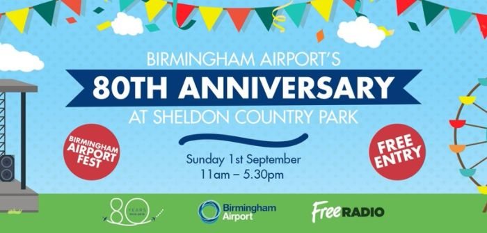 Birmingham to hold free festival for families