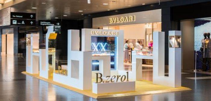 Bulgari opens pop-up store in Zurich