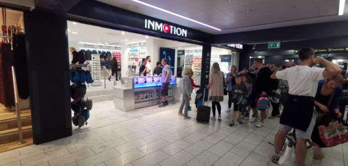 WHSmith brings InMotion to the UK