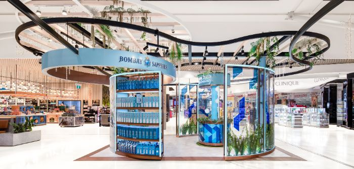 Bombay Sapphire pops up in Sydney