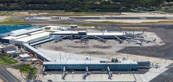 Vinci hands over Salvador Bahia upgrade