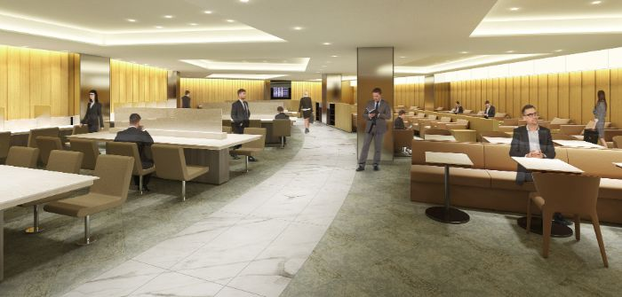 ANA reveals Narita lounge plans