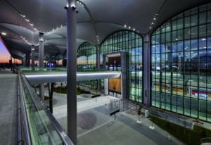 Nordic Grimshaw Haptic Scott Brownrigg Istanbul Airport