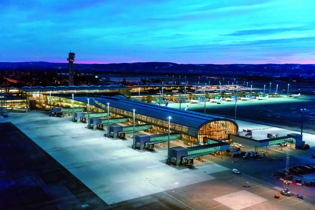 Nordic Oslo Airport