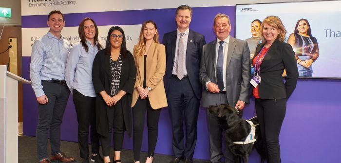 Heathrow breaks apprenticeship record