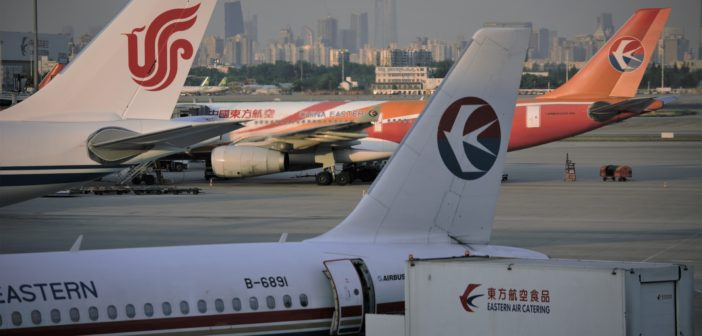 Light at the end of the tunnel for China's aviation industry
