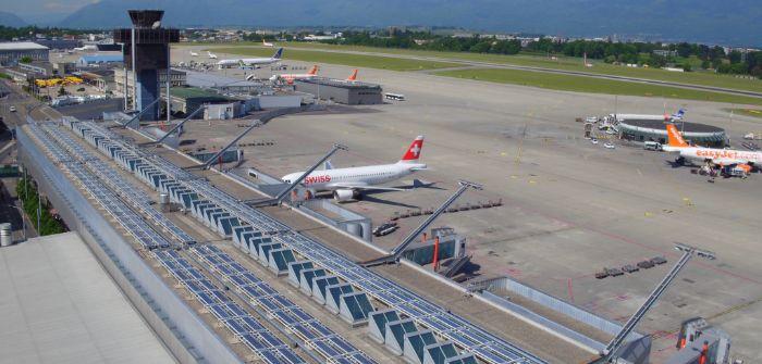 Geneva Airport to resume flights in June