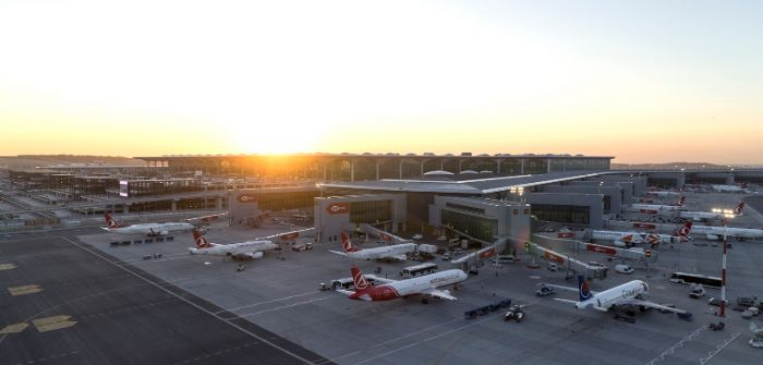 LEED Gold for Istanbul airport