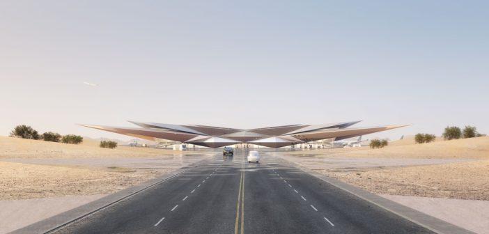 Exclusive airport for luxury Saudi development