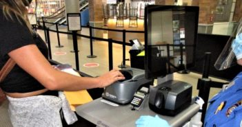 Credential screening authentication rolled out at five US airports