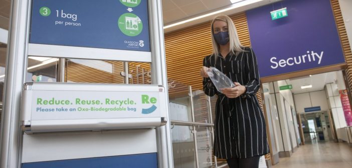 UK airport group moves to cut plastic waste