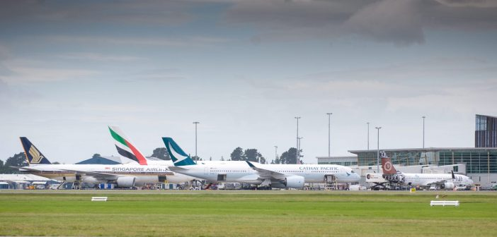 Christchurch attains Level 4 Airport Carbon Accreditation