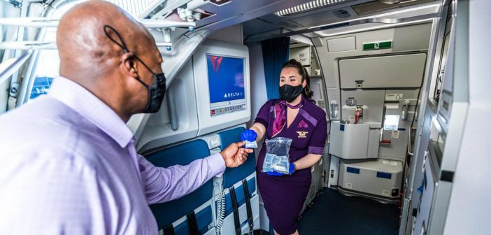 Delta to open first quarantine-free route between USA and Europe