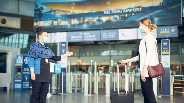 Helsinki Airport rewarded for service quality