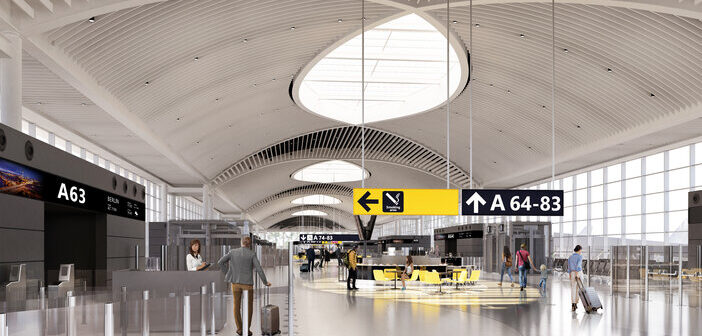 Transforming the passenger experience at Rome-Fiumicino Airport