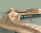 Green Furniture Concept wins Red Dot Award for modular seating range