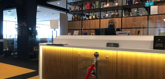 Aberdeen airport lounge to reopen