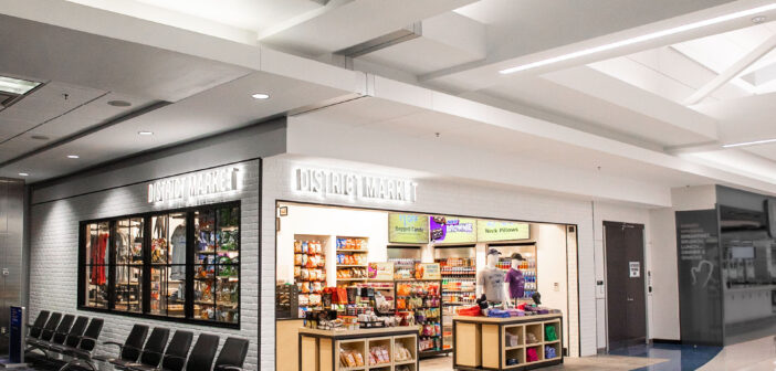 Marshall Retail Group unveils two new stores at Baltimore/Washington's Concourse D