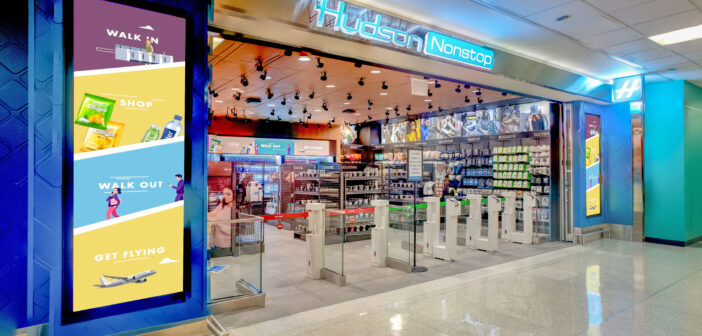Hudson Nonstop arrives at Chicago Midway International