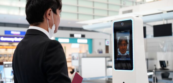 Collins completes biometric upgrade at Tokyo Haneda
