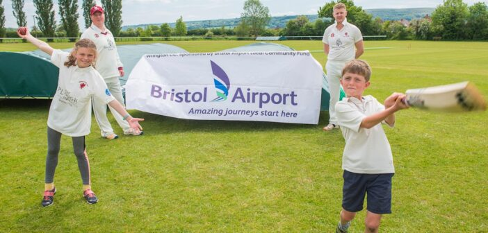 Bristol Airport grants nearly US$200,000 to local community